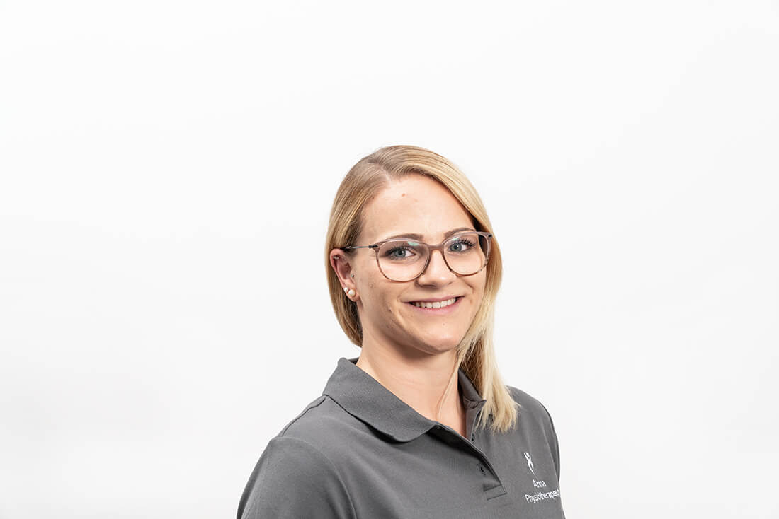 Team - Physiotherapie Waldbüttelbrunn - Physiotherapeutin Natalia Greb