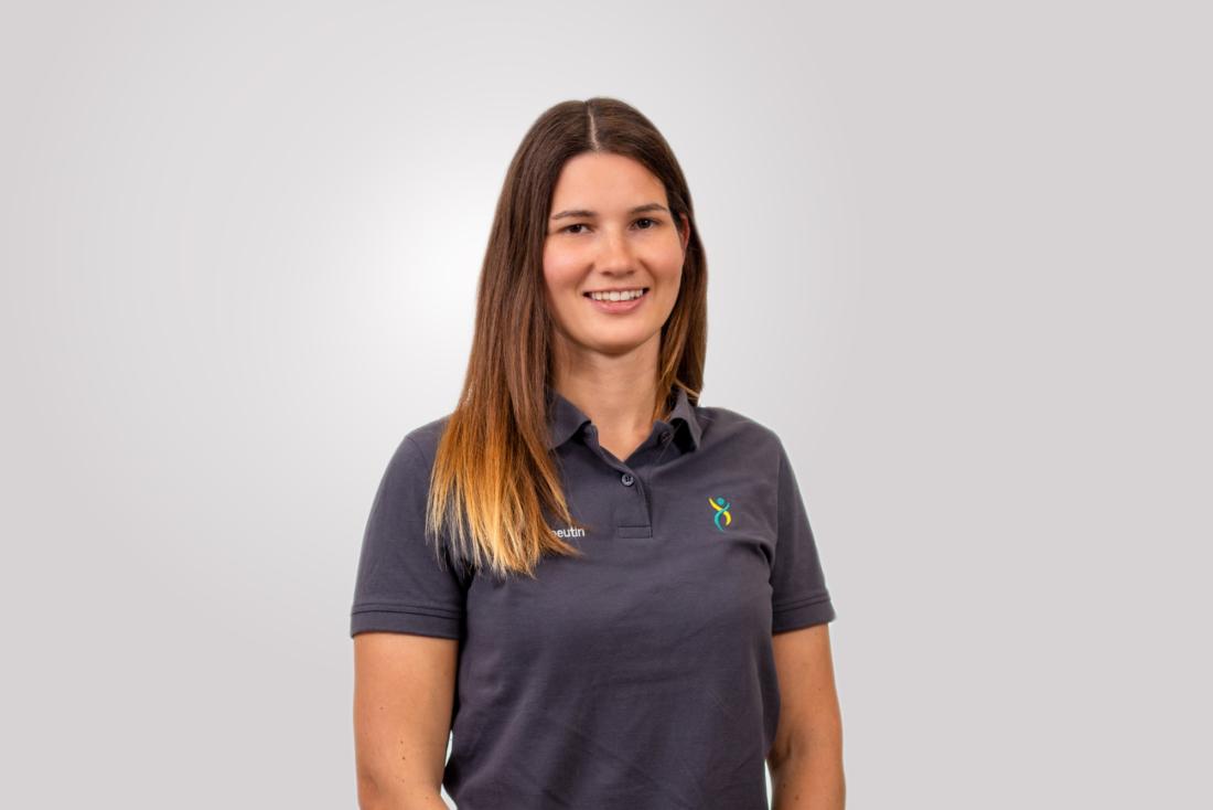 Team - Physiotherapie Waldbüttelbrunn - Physiotherapeutin Annabelle Gehlert